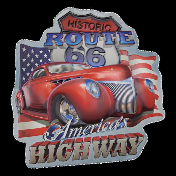 Bilde av America's Highway