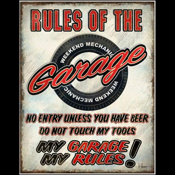 Bilde av Rules Garage