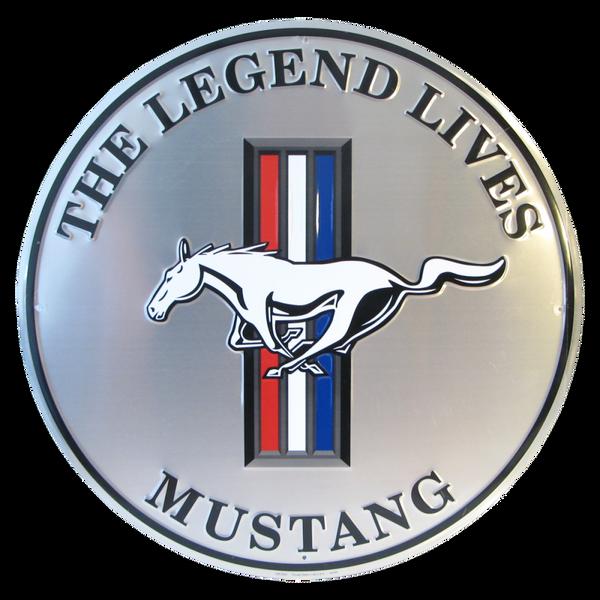 Bilde av Ford Mustang Legend Lives