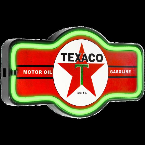 Bilde av Texaco Red Logo LED Tube
