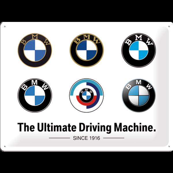 Bilde av BMW Logo Evolution