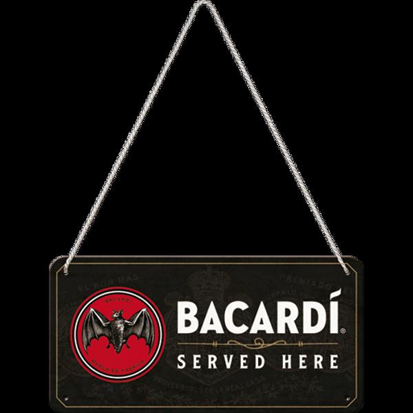 Bilde av Bacardi Served Here