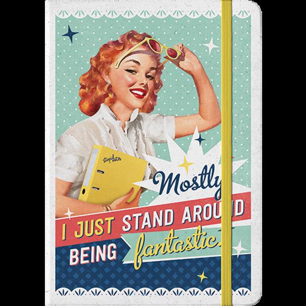 Bilde av Stand Around Being Fantastic