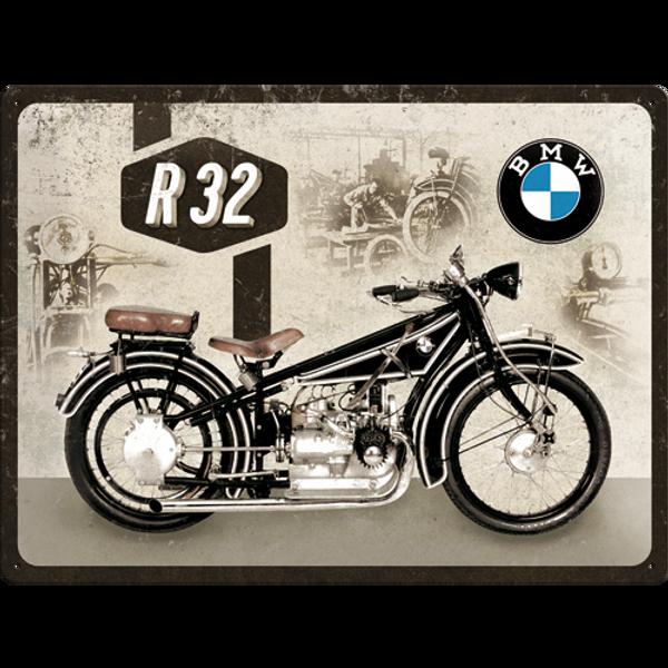 Bilde av BMW Model R32 Motorcycle