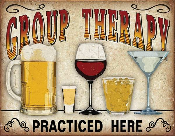 Bilde av Group Therapy