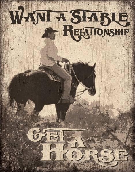 Bilde av Stable Relationship