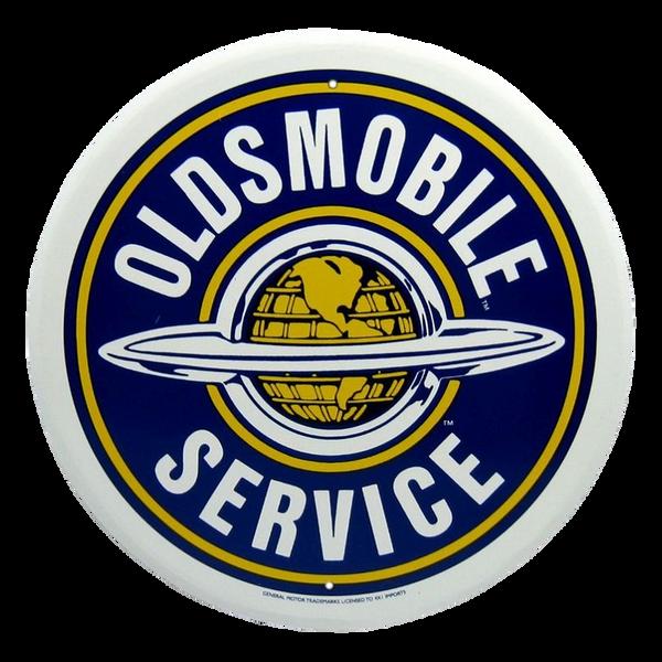 Bilde av Oldsmobile Service Round Small