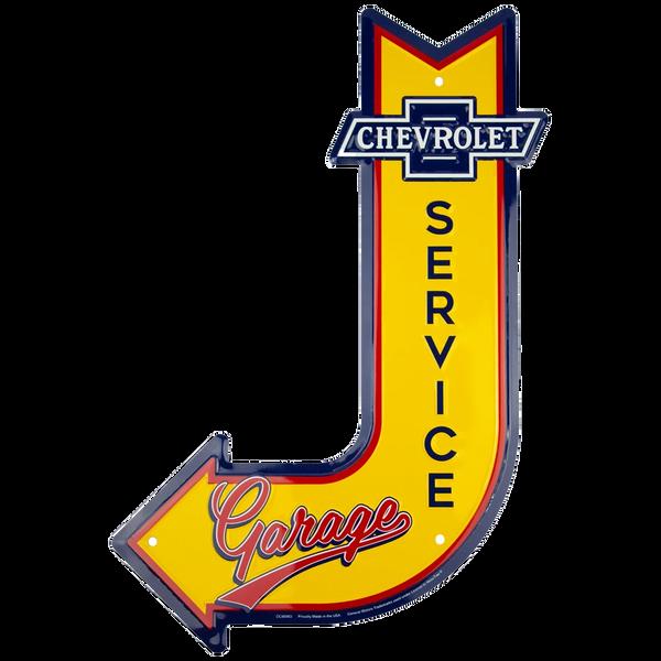 Bilde av Chevrolet Service Garage Arrow