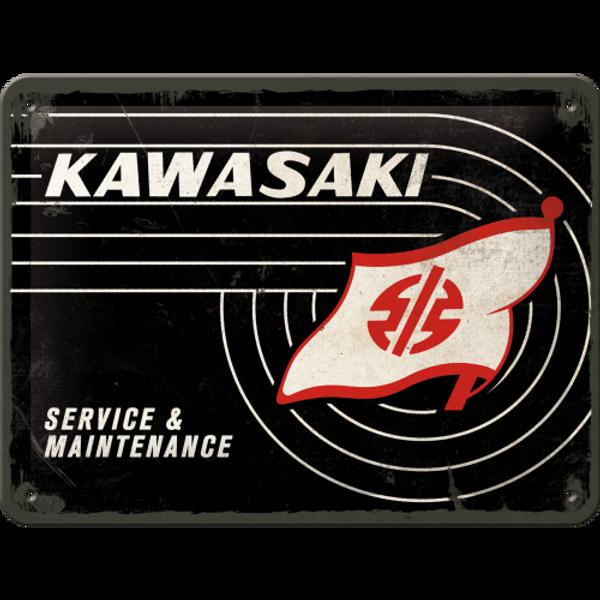 Bilde av Kawasaki Tank Logo