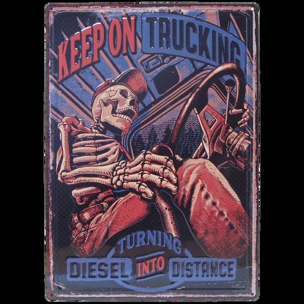 Bilde av Keep On Trucking