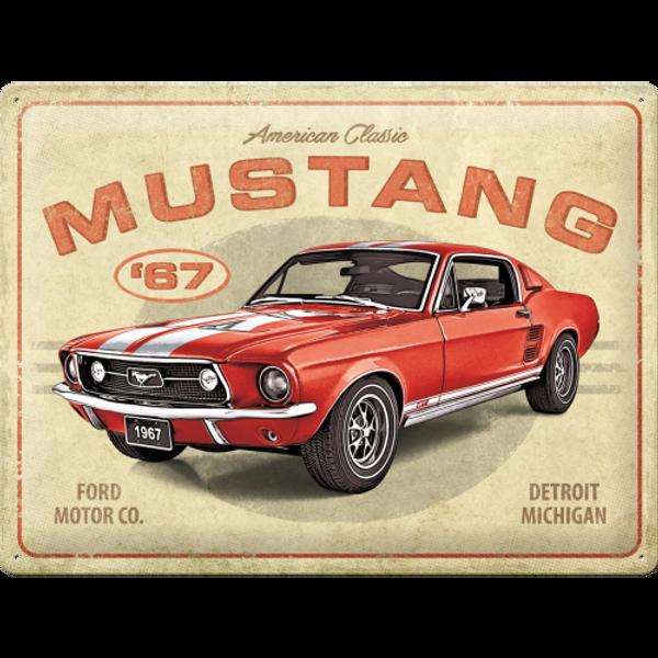 Bilde av Ford Mustang GT 1967