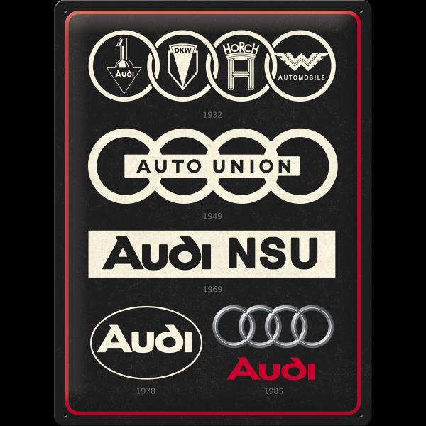 Bilde av Audi Logo Evolution