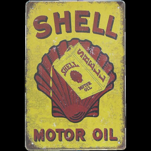 Bilde av Shell Motor Oil