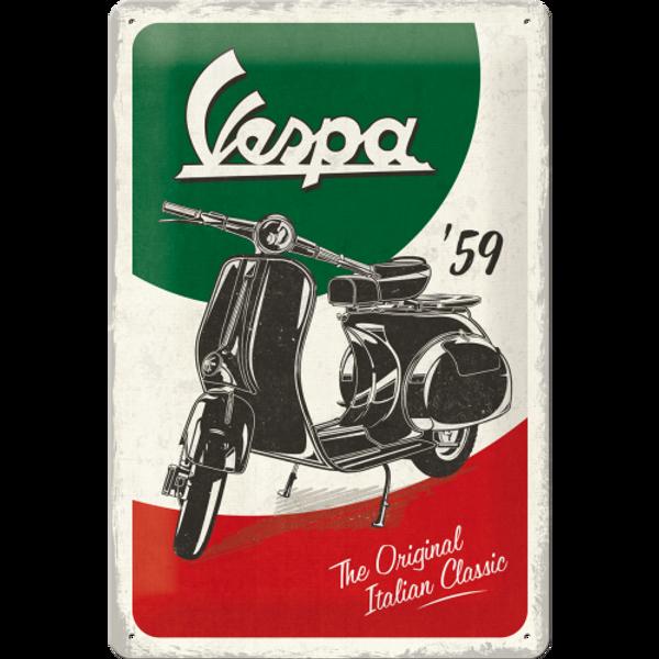 Bilde av Vespa The Italian Classic