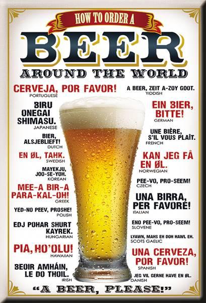 Bilde av How To Order A Beer
