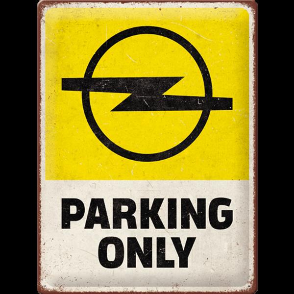 Bilde av Opel Parking Only