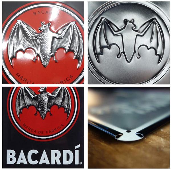 Bacardi Logo Black