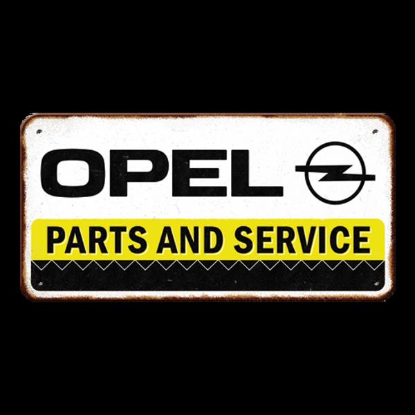 Opel Parts & Service