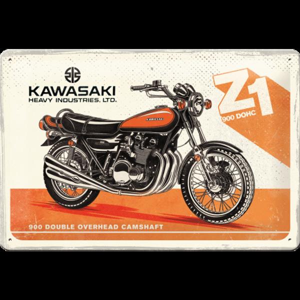 Bilde av Kawasaki Motorcycle Z1