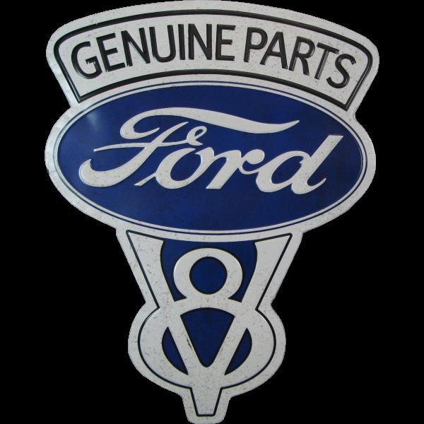 Bilde av Ford V8 Logo