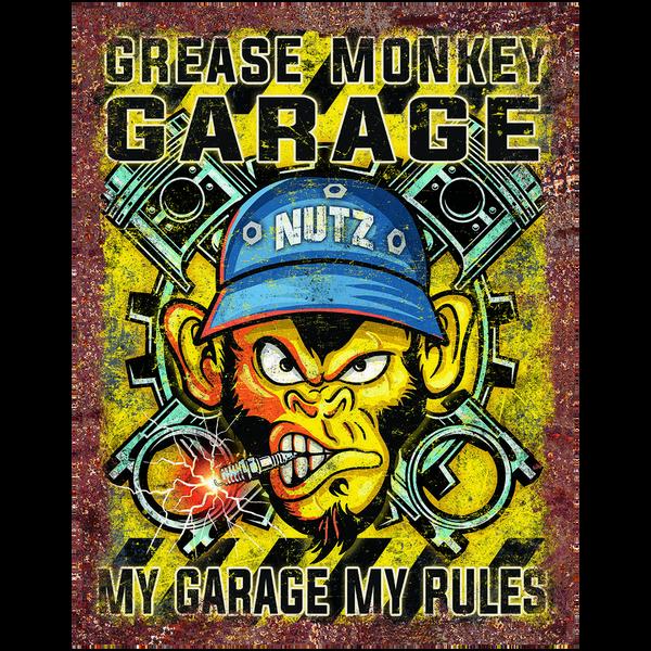 Bilde av Grease Monkey Garage